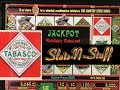 Tabasco Slot Machine Bonus Rounds Jackpot