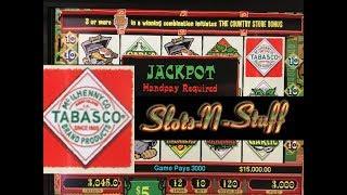 Tabasco Slot Machine App