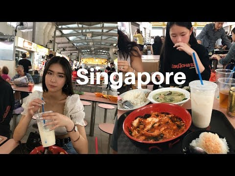 SINGAPORE FOOD MARKETS  (EP1)