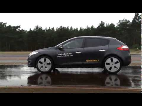 Continental summer tyre test