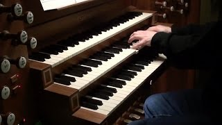 Bach - Toccata and Fugue in D minor - BWV 565 (Pontevico, Abbazia dei Ss. Tommaso e Andrea Apostoli)