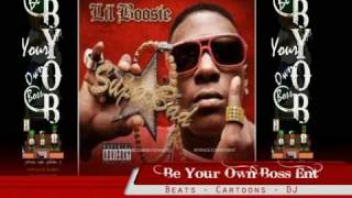 Lil Boosie-Loose As A Goose Chopped and Screwed By DJ Rucker
