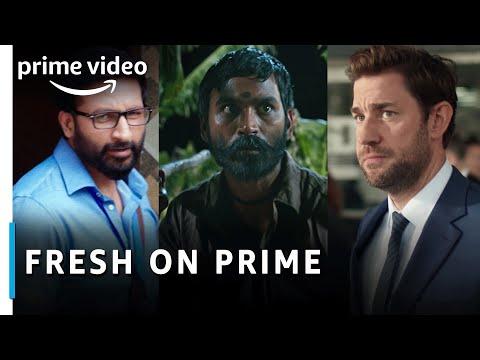 FRESH ON PRIME  | Amazon Prime Video