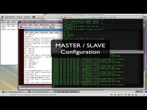 Redis NoSQL DB 2/2 (Publish / Design)