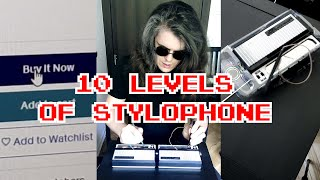10 Levels of Stylophone