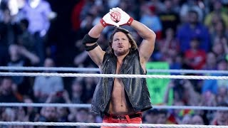 Repeat youtube video WWE AJ Styles