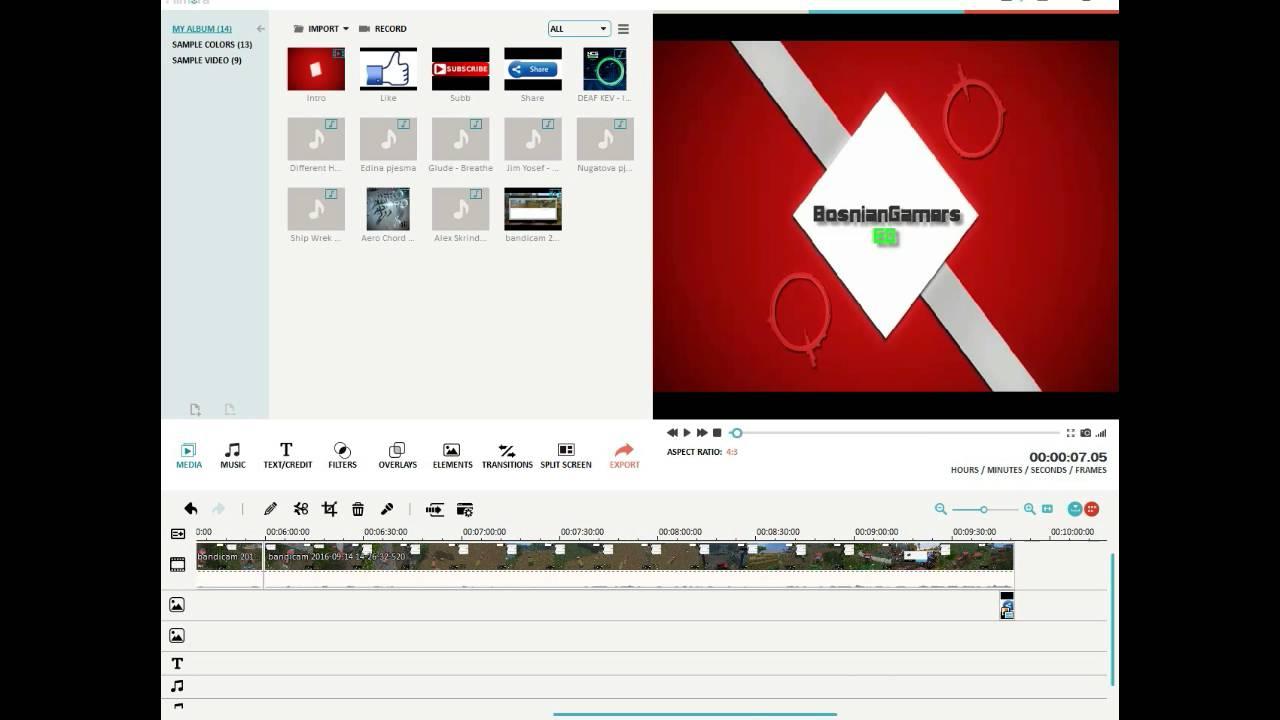 Najbolji Program Za Editovanje Videa