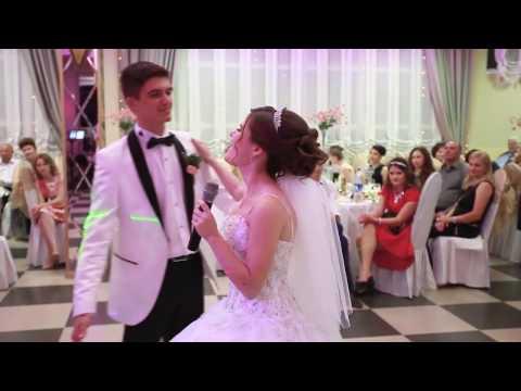 Свадебная песня в подарок для жениха! Люблю Тебя, МЫ Муж и Жена!
