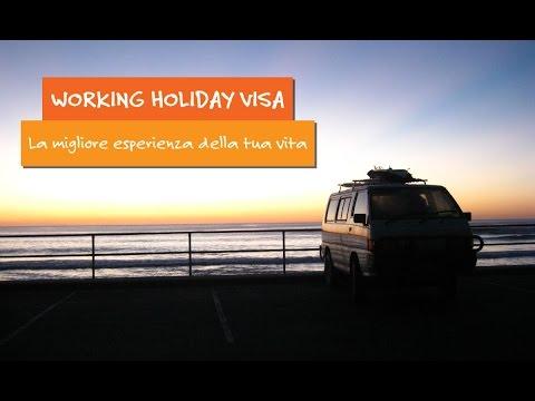 Working Holiday Visa: la migliore esperienza della tua vita!