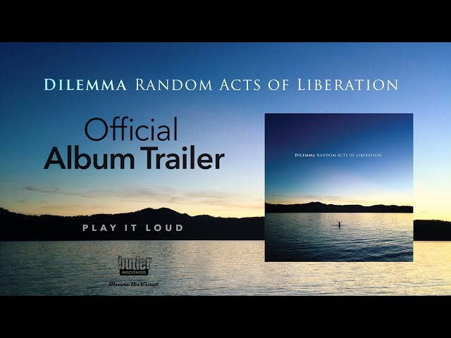 Dilemma - Random Acts Of Liberation (Official Album Trailer)