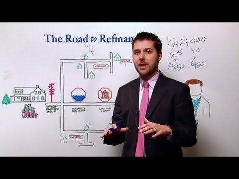 White House White Board: Refinancing