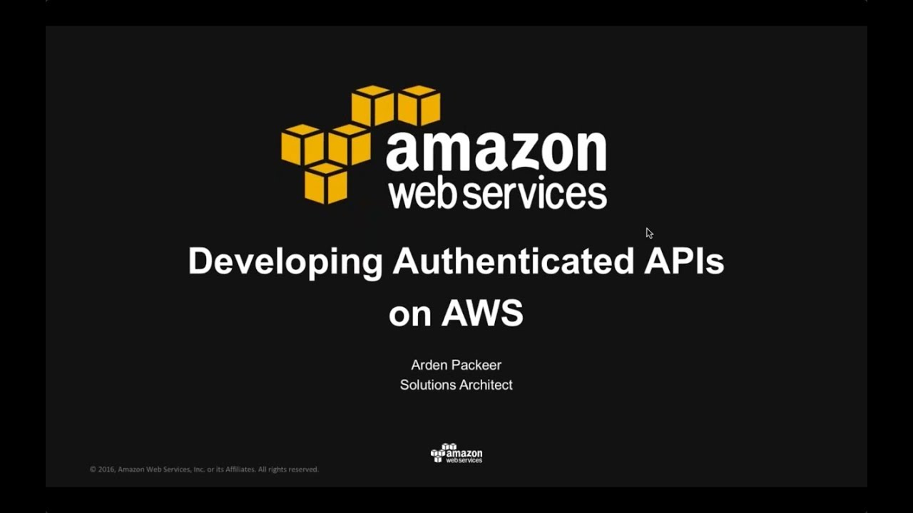 Amazon Web Services: C3 IoT Discusses IoT on AWS
