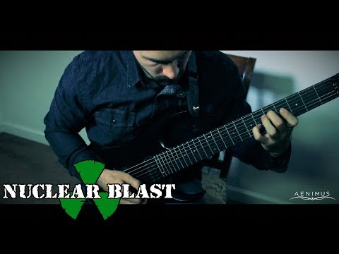 AENIMUS - 'Second Sight' (OFFICIAL DUAL GUITAR PLAYTHROUGH)