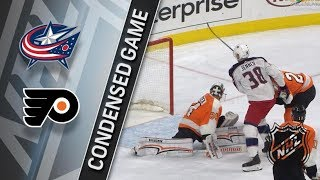 Columbus Blue Jackets vs Philadelphia Flyers – Mar. 15, 2018 | Game Highlights | NHL 2017/18. Обзор