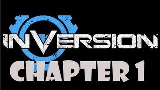 InVersion: Chapter 1 Walkthrough High Gravity Difficulty (PS3 Xbox360 PC) -HD-
