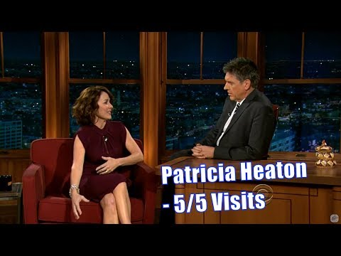 Patricia Heaton  Is A Good Christian Girl  55 Visits In Chronological Order 240720p