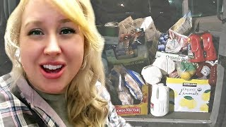 💰MASSIVE Once a Month LARGE FAMILY Grocery Haul on a Budget | FREEZER MEAL Plans!