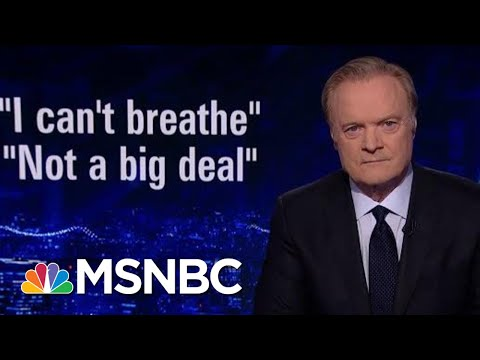 NYPD Commander Sent Text Message Saying Garner's Death Was 'Not A Big Deal' | The Last Word | MSNBC