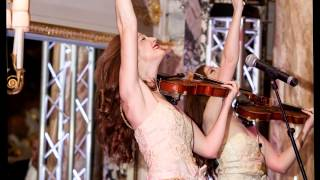 Sephira - The Irish Rock Violinists: In Monaco (Behind The Scenes)