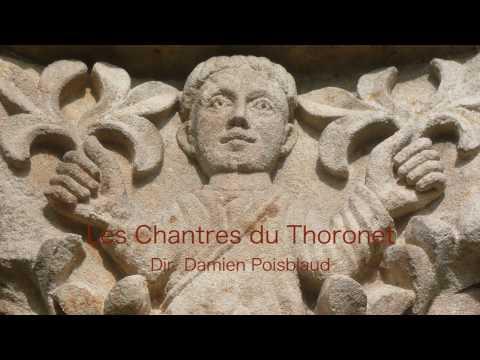Benedicam Domino - Les Chantres du Thoronet