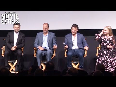 War for the Planet of the Apes   Q&A with Cast & Director Matt Reeves