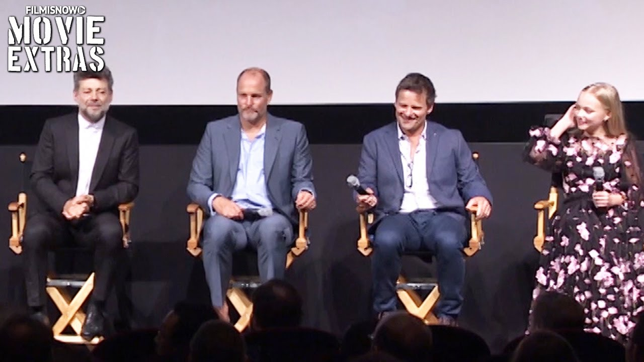 Download War for the Planet of the Apes | Q&A with Cast & Director Matt Reeves