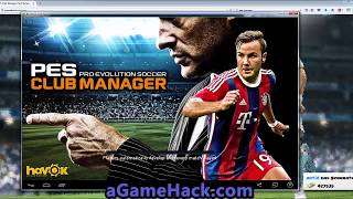 "PES Club Manager Hack Unlimited Coins !! TPs And GPs ""No Root"""