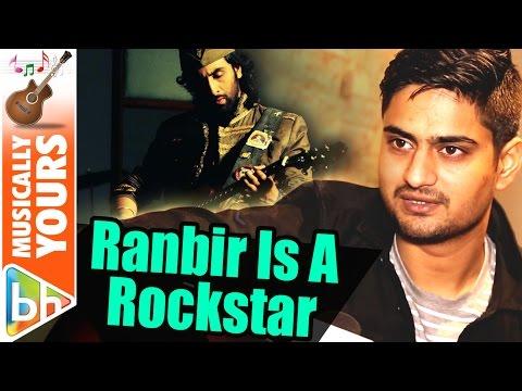 Bulleya Is Touching The Hearts; Ranbir Kapoor Is A Rockstar | Amit Mishra