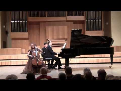 Shostakovich - Sonata for Cello and Piano, Op. 40 (complete)