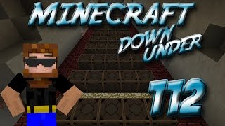 Minecraft Down Under Episode 112 – The Giant Silo in a Big Hole