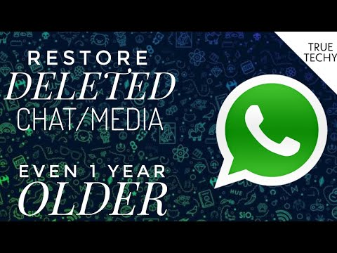100% Restore Deleted WhatsApp Data, Restore Whatsapp Data Even After Year, Android Data Recovery