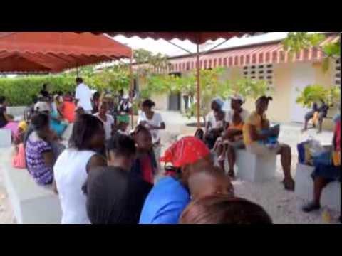 Haiti Port au Prince Fojer Saint Camille 2013