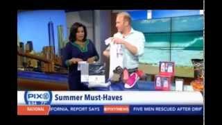 Josh McBride Summer Must Haves PIX 11 Morning News