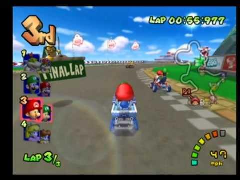 Mario Kart: Double Dash The Sequel - Fantendo, the Video ...  |Baby Mario And Baby Luigi Mario Kart Double Dash