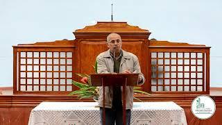 Estudo Bíblico  - Rev. Paulo Martins Sila - 26/08/2020