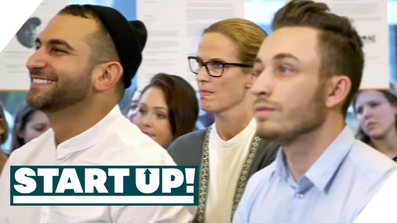 Für diese Start Ups möchte NIEMAND arbeiten | Start Up! | SAT.1