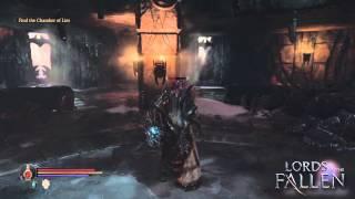 Lords of the Fallen — игровой процесс с gamescom