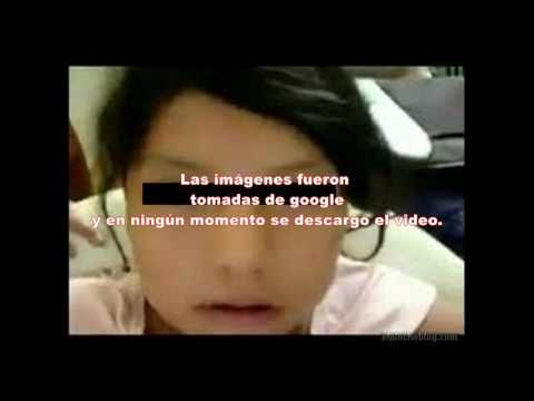 """""""El video de la niña"""" Viral."""