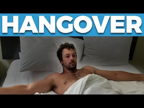 Scientific Alcohol Hangover Cure: Being Hungover Is More Than Dehydration