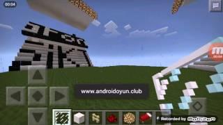 Minecraft pocket edition- Vodafone Arena