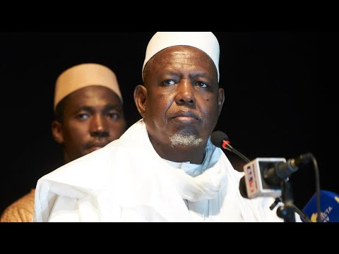 مالي: الإمام محمود ديكو قائد الاحتجاجات المطالبة بتغيير السلطة يدعو إلى التهدئة  - نشر قبل 3 ساعة