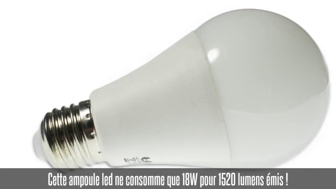 maxresdefault Résultat Supérieur 15 Nouveau Ampoule Led 100w Stock 2017 Xzw1