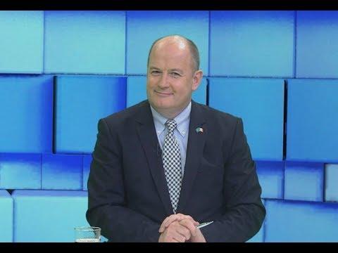 Peter Ryan - Consul General of the Republic of Ireland in Macau and Hong Kong