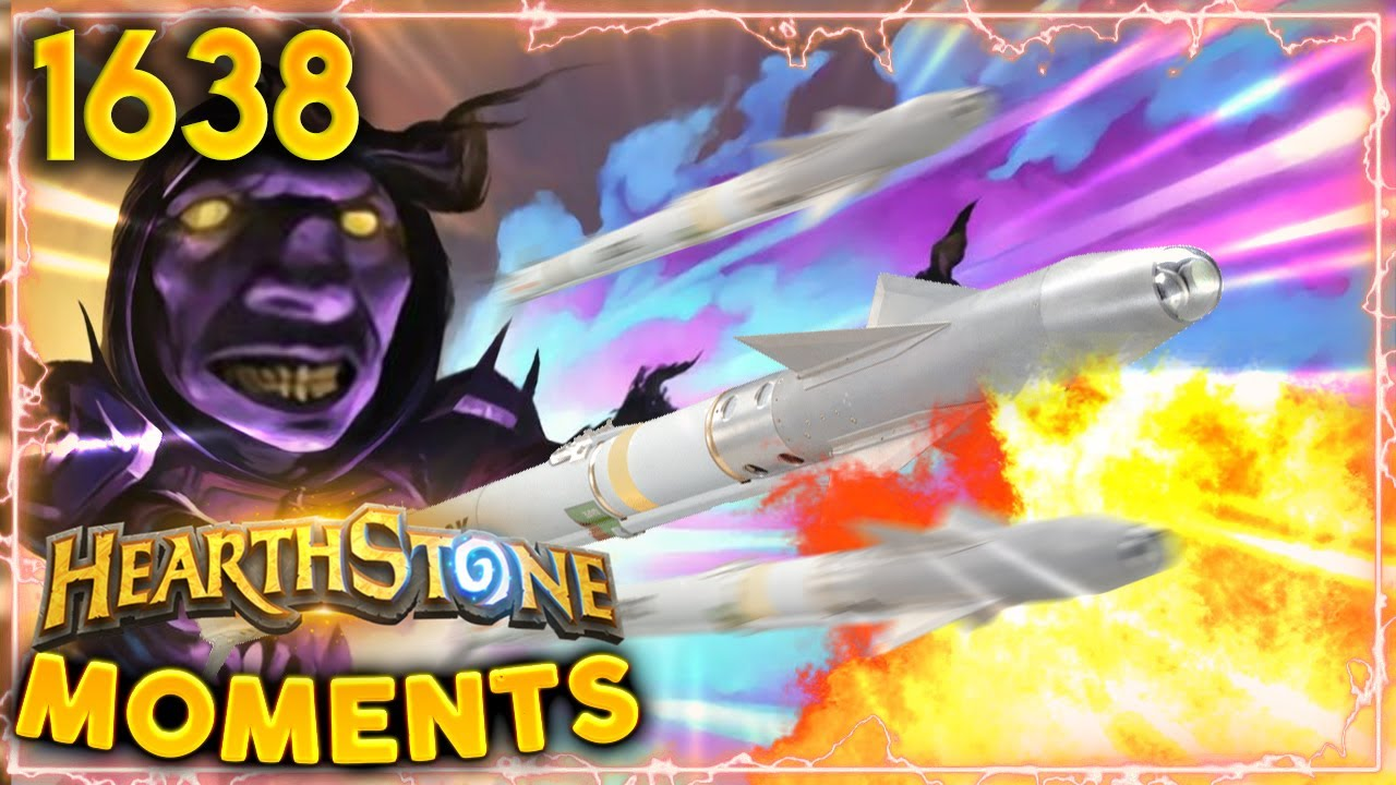The DEADLIEST ARCANE MISSILE Ever | Hearthstone Daily Moments Ep.1638 thumbnail