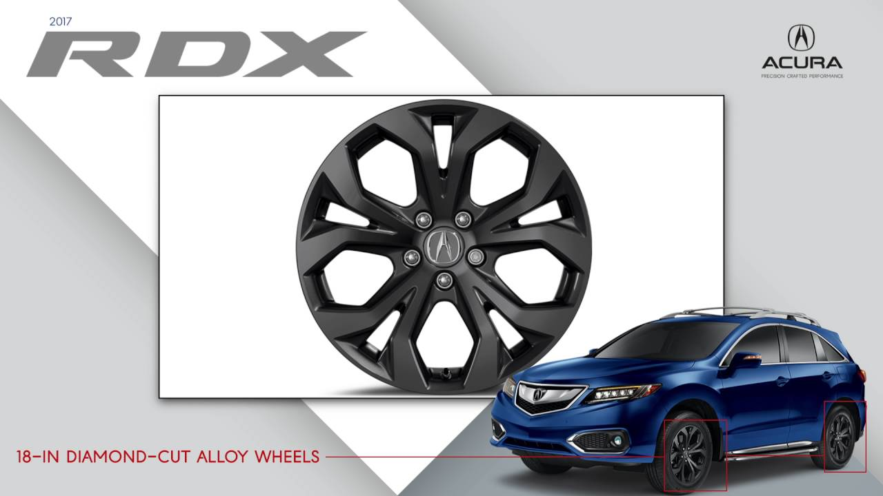 Acura RDX Genuine Acura Accessories YouTube - Acura accessories rdx