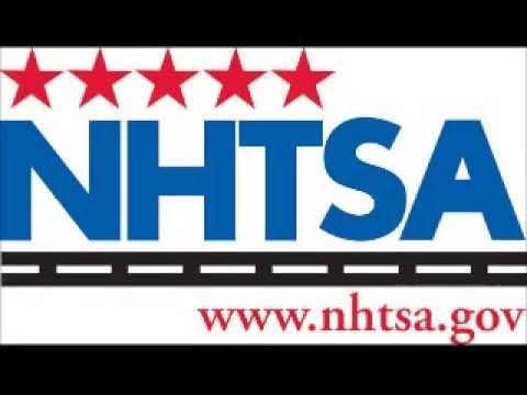 NHTSA Vehicle Safety Webinar - May 2014