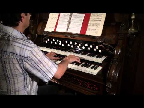 Reed Organ -- The Star-Spangled Banner -- American National Anthem