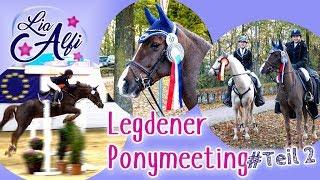 Lia & Alfi - FMA Legdener Ponymeeting - Teil 2