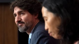 Trudeau announces plan to buy 76M doses of Canadian-made COVID-19 vaccine