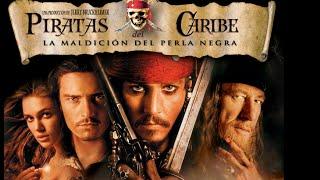 Piratas del Caribe: la Maldición del Perla Negra - Trailer Latino (2003)